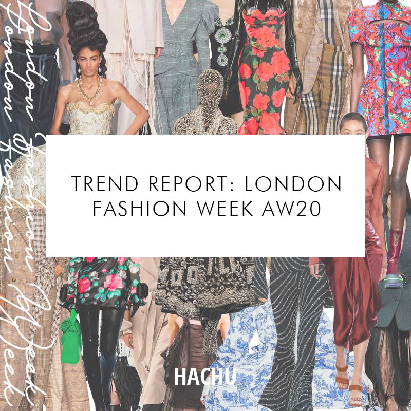 Trend Report: London Fashion Week AW20