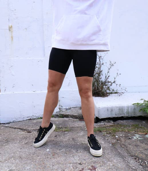 staple bike short