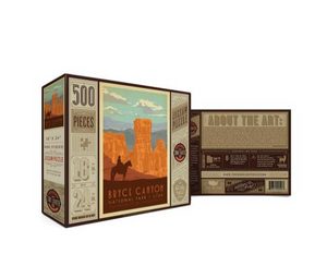 National Parks Puzzles