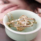 Harry Potter Time Turner Necklaces - Love Touch Jewelry
