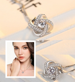 Bridal Jewelry Sets Cross Clover Flower Necklaces - Love Touch Jewelry