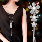 Beautiful Designs Vintage Long Necklace - Love Touch Jewelry