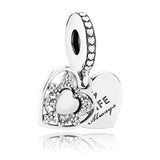 Love Heart Charm - Love Touch Jewelry
