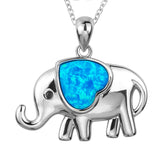 Adorable Animal Pendant Necklace (Genuine 925 Sterling Silver) - Love Touch Jewelry