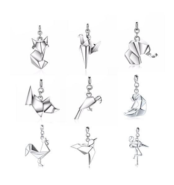 Cute Animals Pendant (AAAA Genuine 925 Sterling Silver) - Love Touch Jewelry