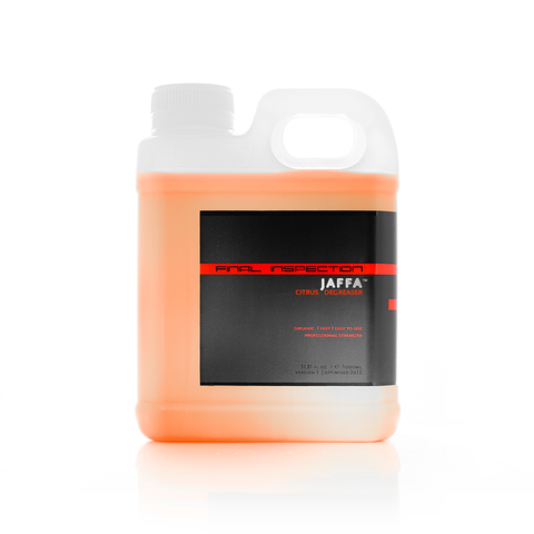 Final Inspection Jaffa Citrus Degreaser 1 Litre - Driven Car Care