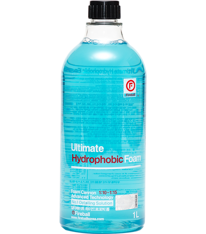 Fireball Ultimate Hydrophobic Foam (1 Litre) - Driven Car Care