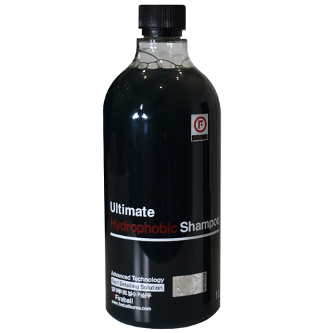 Fireball Ultimate Hydrophobic Shampoo (1 Litre) - Driven Car Care
