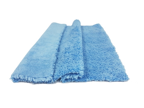 DCC DUAL BUFF TOWEL (3 Pack) - Driven Car Care
