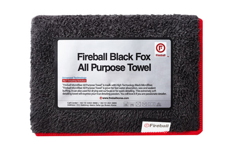 Fireball All Purpose Towel (75x40cm) - Driven Car Care