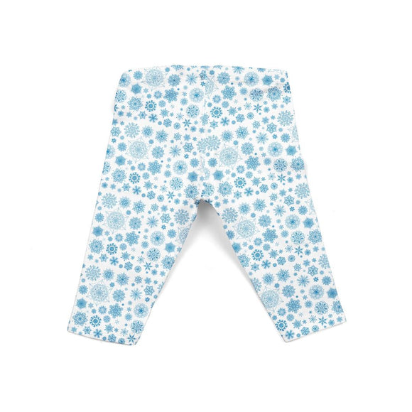 Infant Light Blue Snowflake