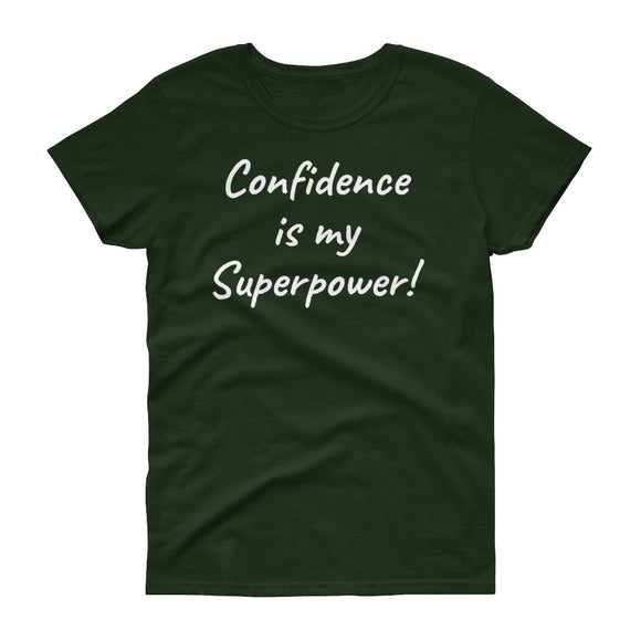 Confidence Women's S/S T-shirt