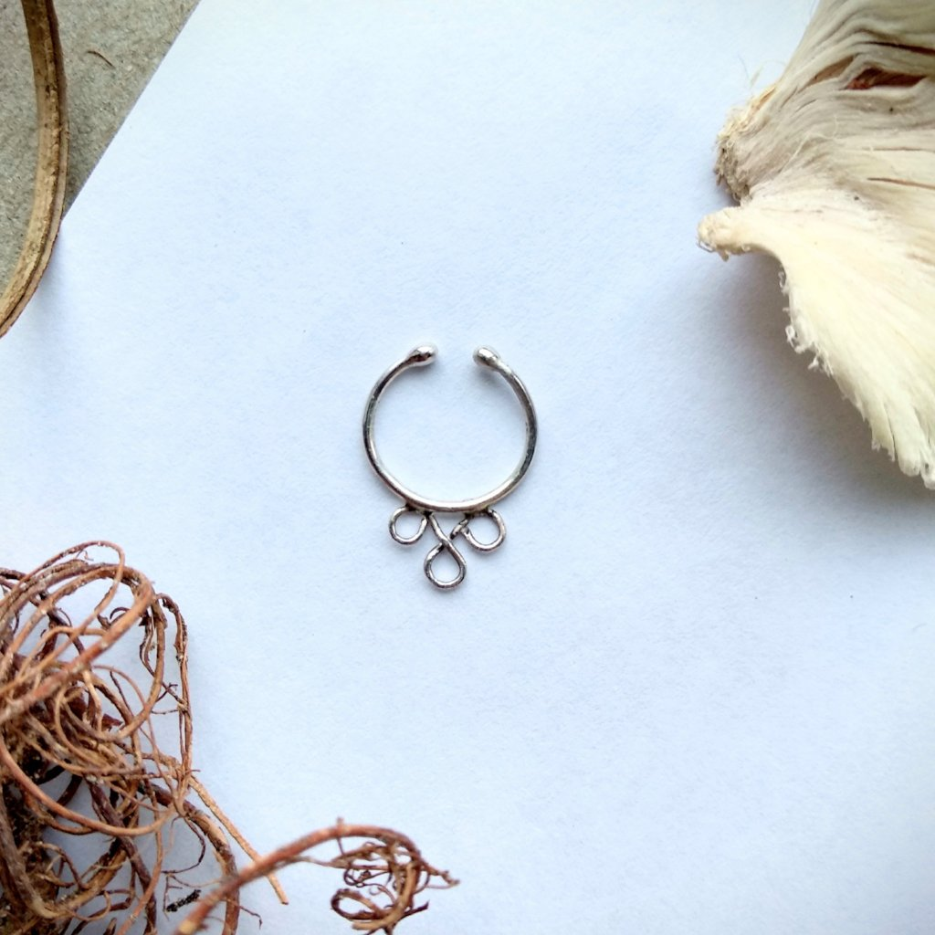 Varanasi Faux Septum Ring