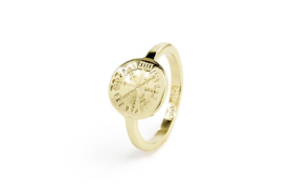 MAGIC JEWELS BY GYDJA - VEGVISIR GOLD