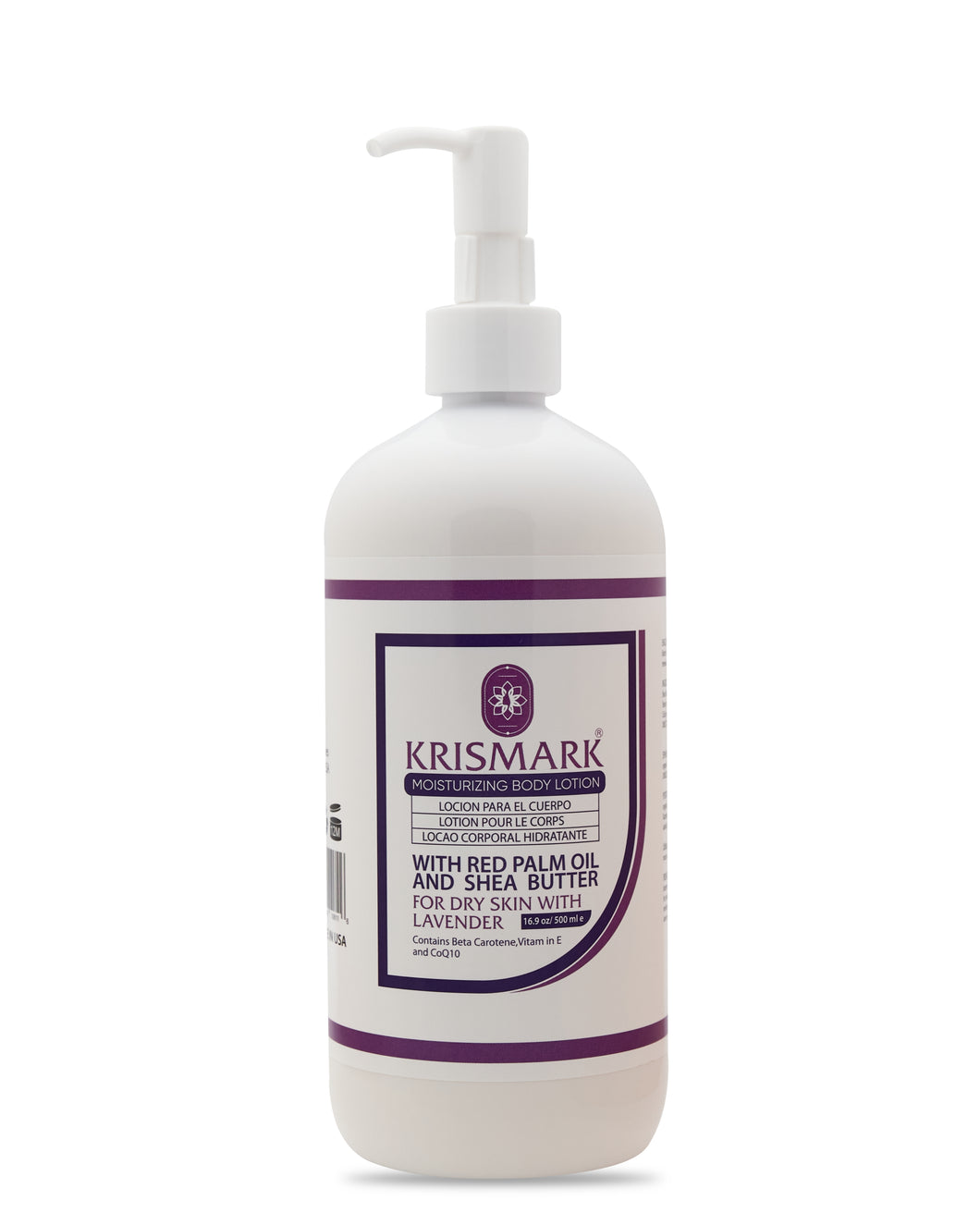 Krismark Body Lotion with Red Palm Oil