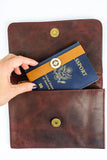 Compass Passport Wrap