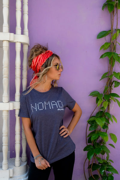 Nomad Star Print Relaxed Tee