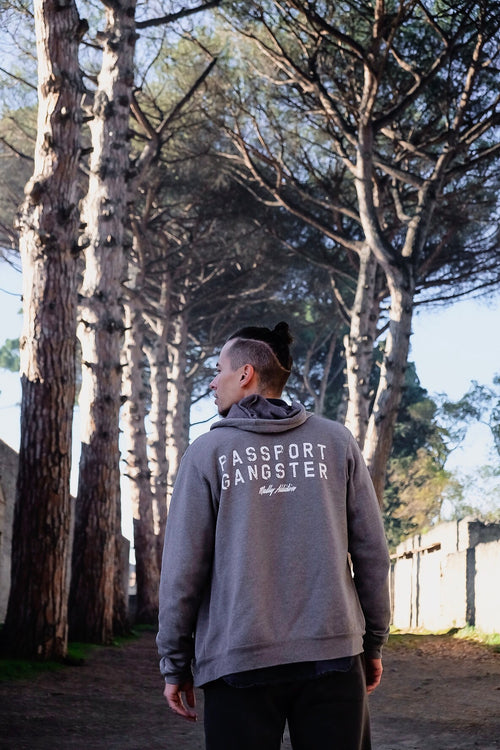 Passport Gangster Unisex Adventure Hoodie