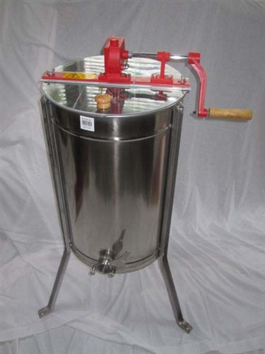 Extractor - Stainless Steel - Manual 2 Frame Extractor