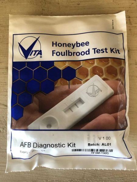 Honeybee Foulbrood Test Kit
