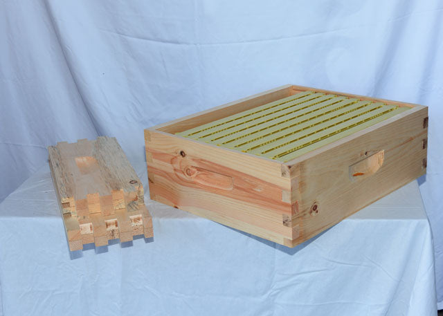 10 Frame - Super Kit - Medium Hive Body with Frames