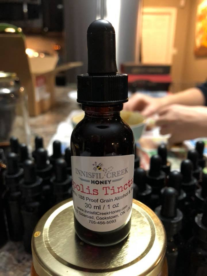 Propolis Tincture - 30 ml - 1 oz