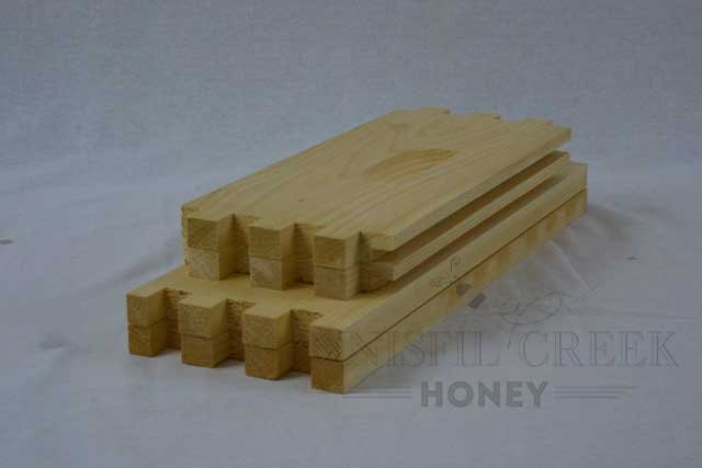 8 Frame - Hive Body - Medium