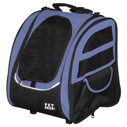 I GO2 Escort Carrier Car Seat Roller Backpack By Pet Gear