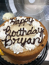 The Triple Decker Key Lime Birthday Pie with Chocolate Letters-Requires Advance Notice