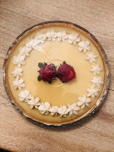 Andrea's Gluten Free Home Made Key Lime Pie 6-8 Servings