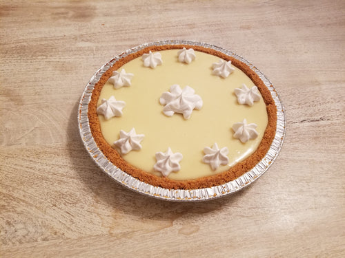 Andrea's Gluten Free Home Made Key Lime Pie 6-8 Servings-Requires Advance Notice
