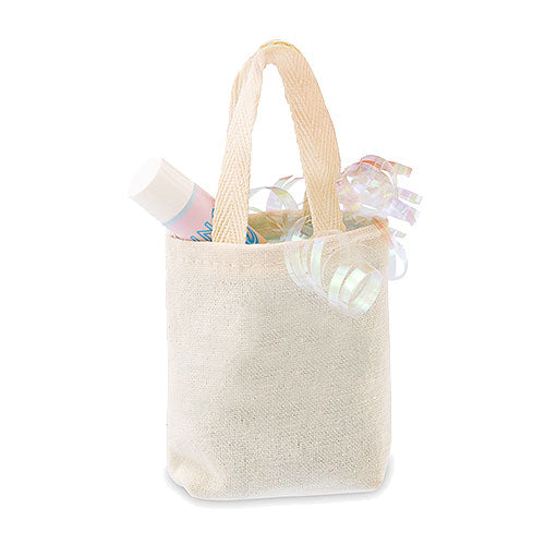 Tiny Tote Cotton Favor Bag (Pkg. of 10)