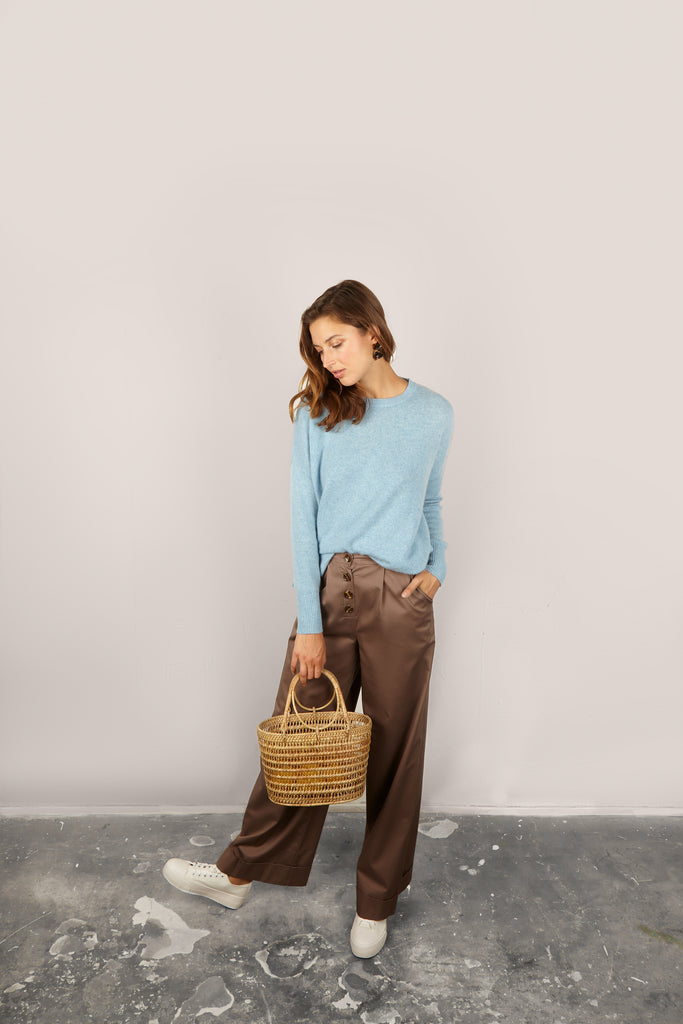 Cora Cashmere <em>in waterfall</em> *limited edition*
