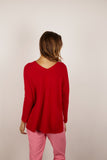 Vesper Cashmere <em>in red</em>