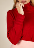 Riley Cashmere <em>in red</em>