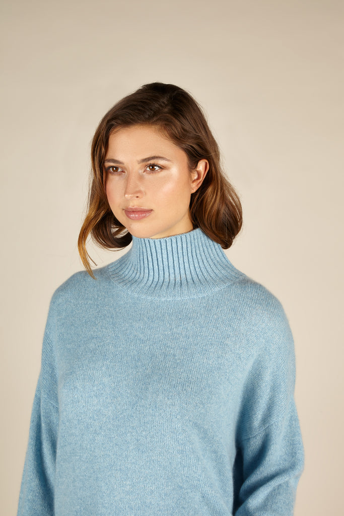 Riley Cashmere <em>in waterfall</em> *limited edition*