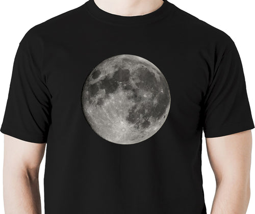 Full Moon Men's t shirt