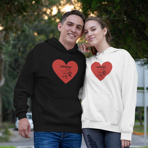 hoodie-couple-noir-blanc-amour
