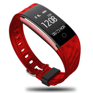 Watch Me if You Can : Montre Cardio Etanche IP67 Bluetooth 4.0