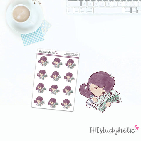 Mimi Pay Day Stickers