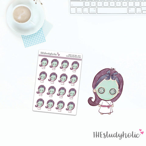 Mimi Me Time Stickers