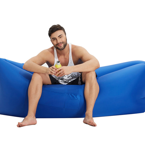 Banana Bed Lounger for those that love to live lazy! Go anywhere and lounge how you like!