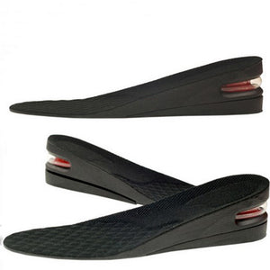 Hot Sale Man Shoe Insole Cushion Heel insert Increase Taller Height Lift 5cm
