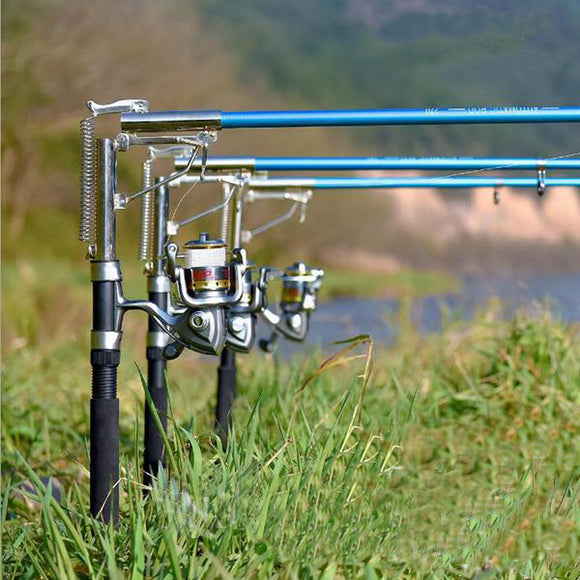 Automatic Fishing Rod - You sit back, and let the fishing rod catch the fish!
