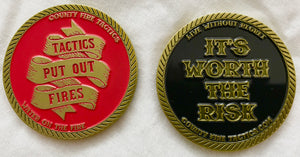 CFT Challenge Coin