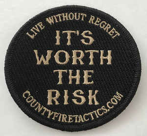 CFT It's Worth The Risk Patch