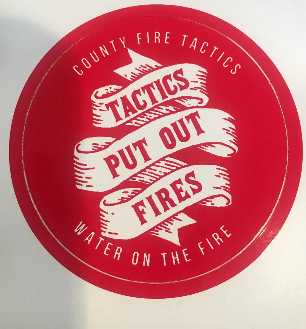 CFT STICKER