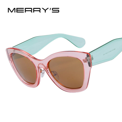MERRY'S Butterfly Cat Eye Sunglasses