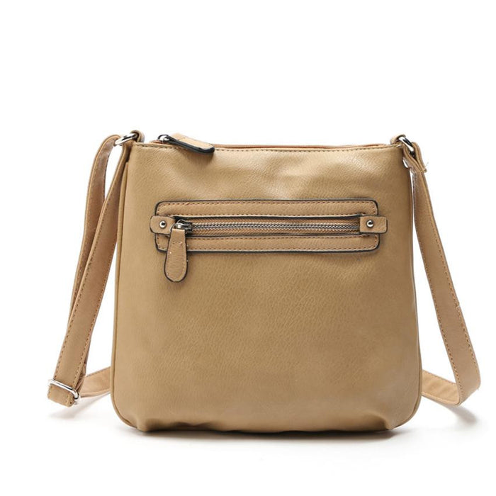 "Basic Messenger Bag in, ""Wanderer"""