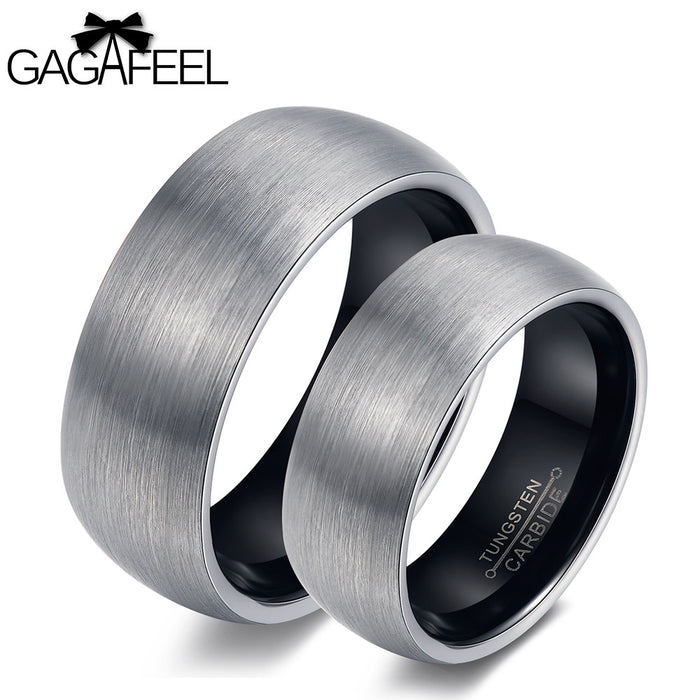 """Metal Miner"", Unisex Couples Rings by GAGAFEEL"